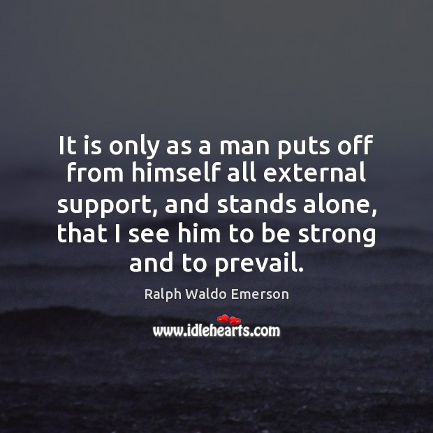 Strong Quotes Image