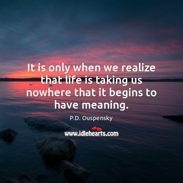 Realize Quotes