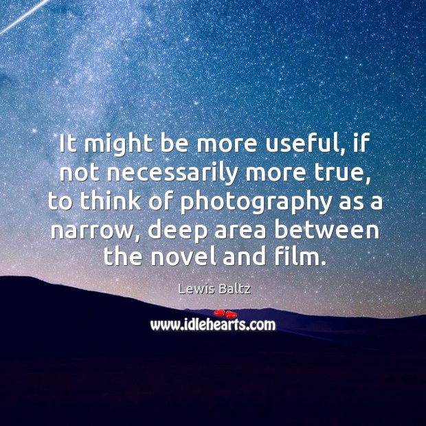 It might be more useful, if not necessarily more true, to think Image