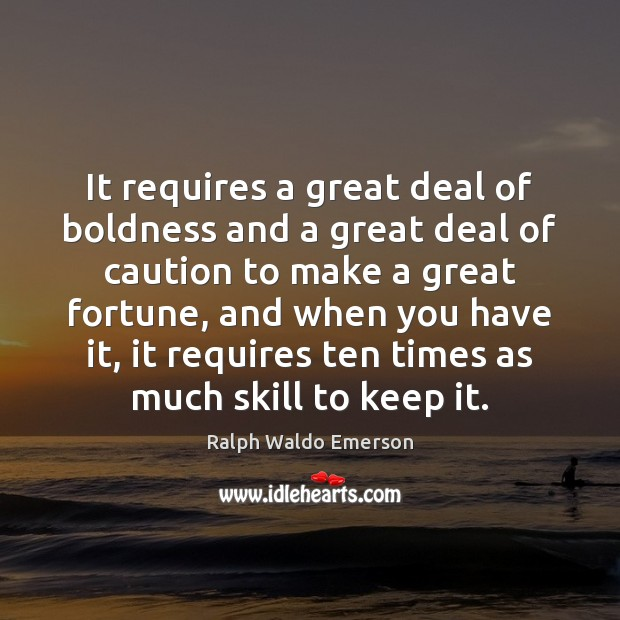 Boldness Quotes Image