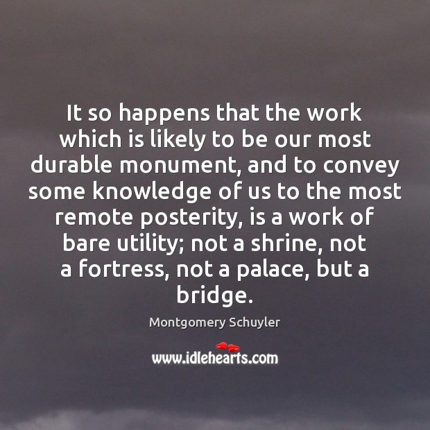 It so happens that the work which is likely to be our Image