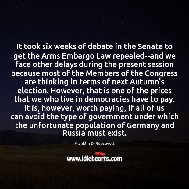 It took six weeks of debate in the Senate to get the Image
