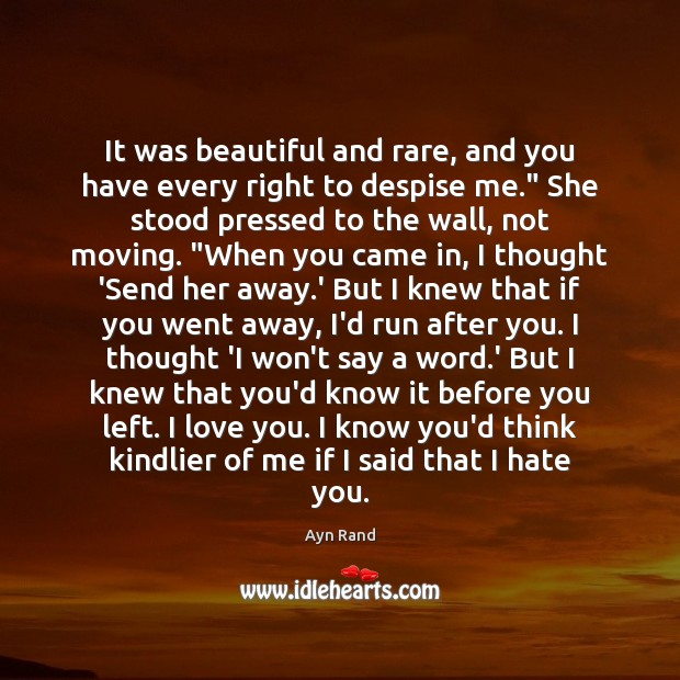 I Love You Quotes Image