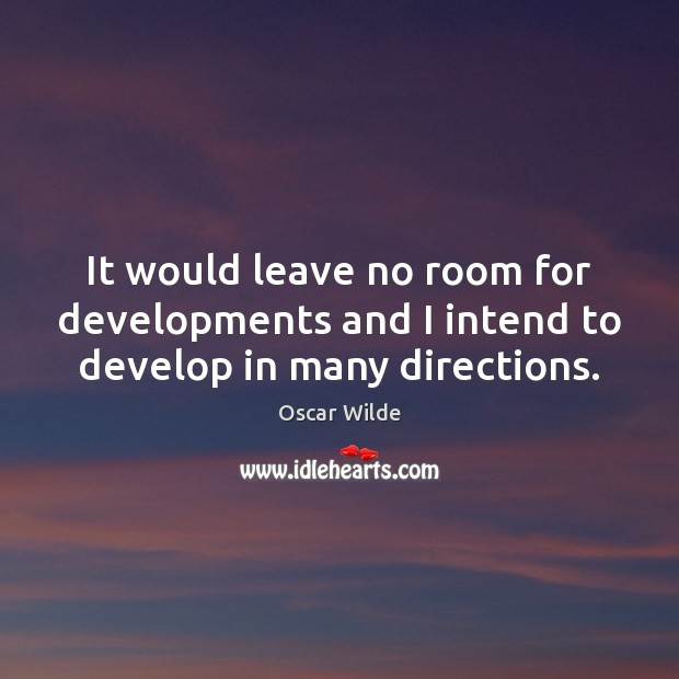 Image, Develop, Development, Developments, Directions, Intend, Leave, Many, Room, Rooms, Would