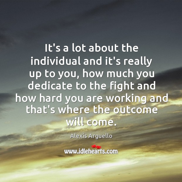 It's a lot about the individual and it's really up to you, Image