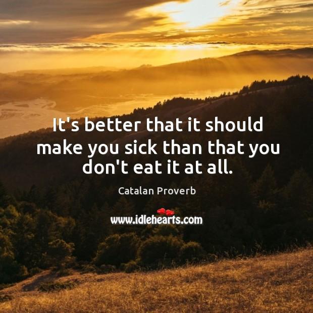 Catalan Proverbs