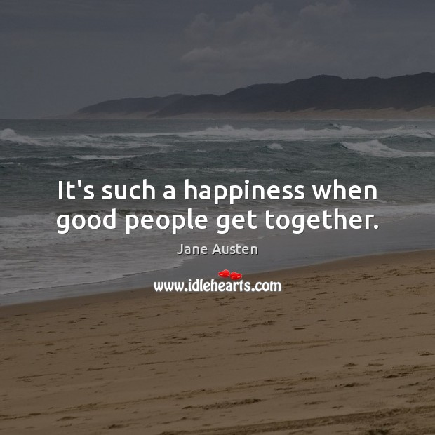 Image about It's such a happiness when good people get together.