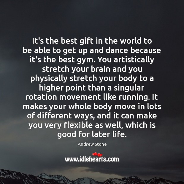 Image, It's the best gift in the world to be able to get