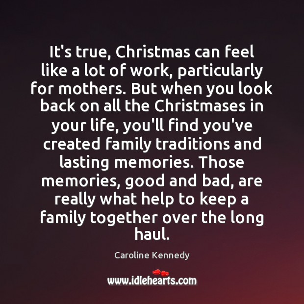 It's true, Christmas can feel like a lot of work, particularly for Image