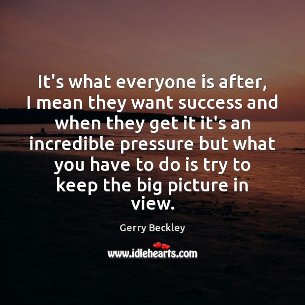 Picture Quote by Gerry Beckley