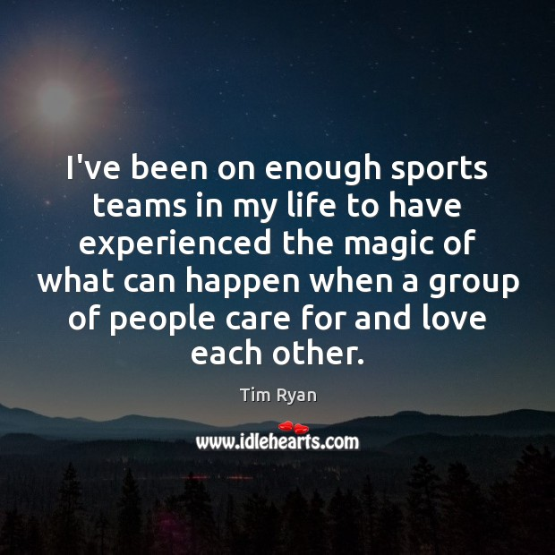 I've been on enough sports teams in my life to have experienced Image