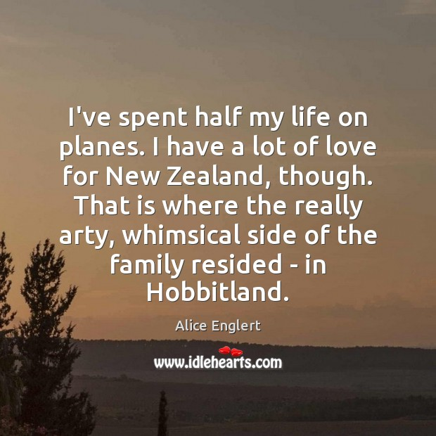 I've spent half my life on planes. I have a lot of Image