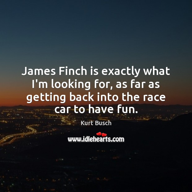 James Finch is exactly what I'm looking for, as far as getting Image