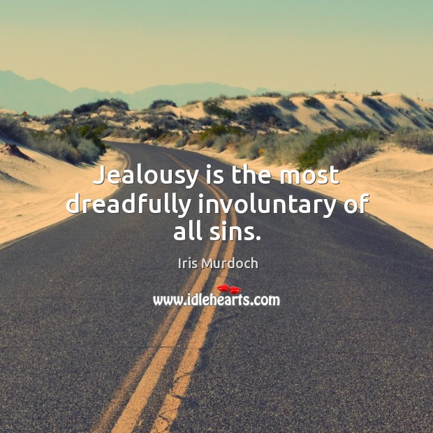Jealousy Quotes