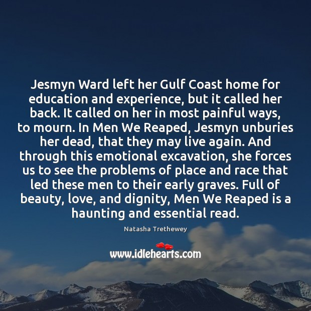 Image, Jesmyn Ward left her Gulf Coast home for education and experience, but