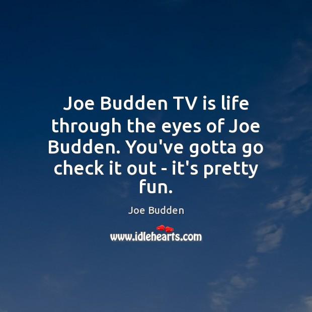 Joe Budden TV is life through the eyes of Joe Budden. You've Image