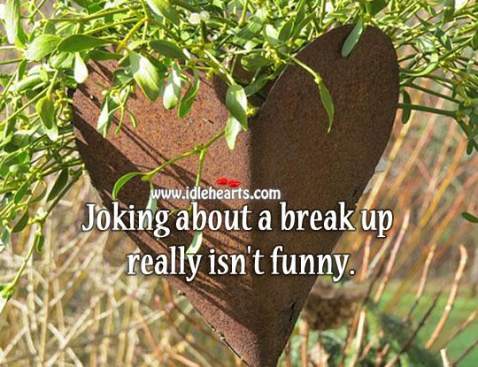 Break Up Quotes