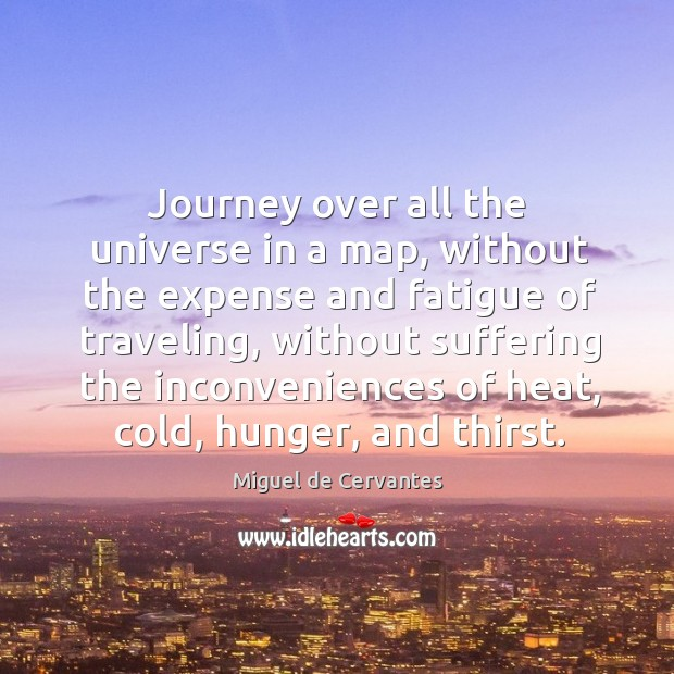 Image, Journey over all the universe in a map, without the expense and