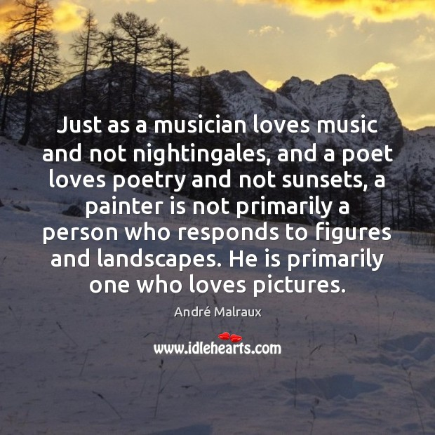 Picture Quote by André Malraux