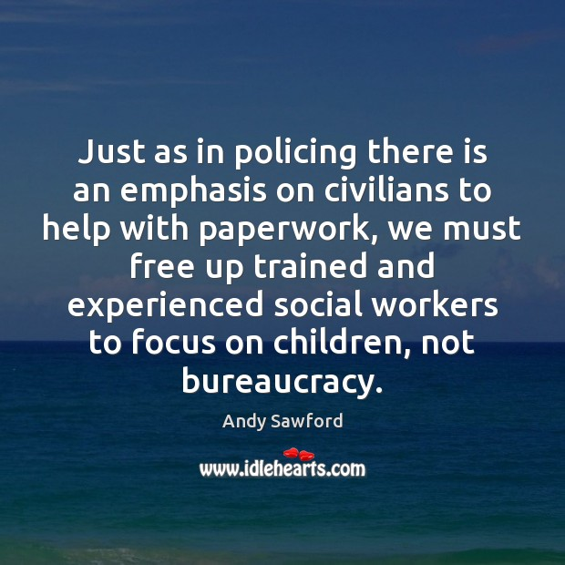 Image, Just as in policing there is an emphasis on civilians to help