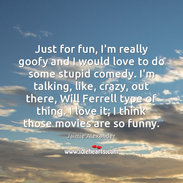 Picture Quote by Jaimie Alexander