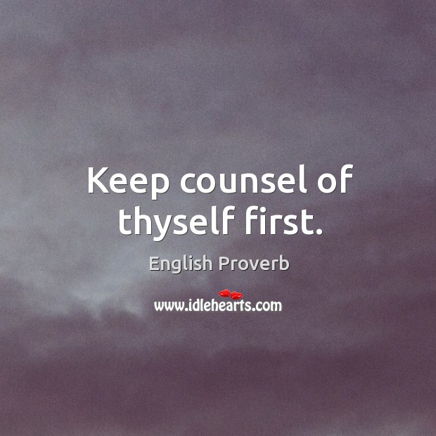 English Proverb Image