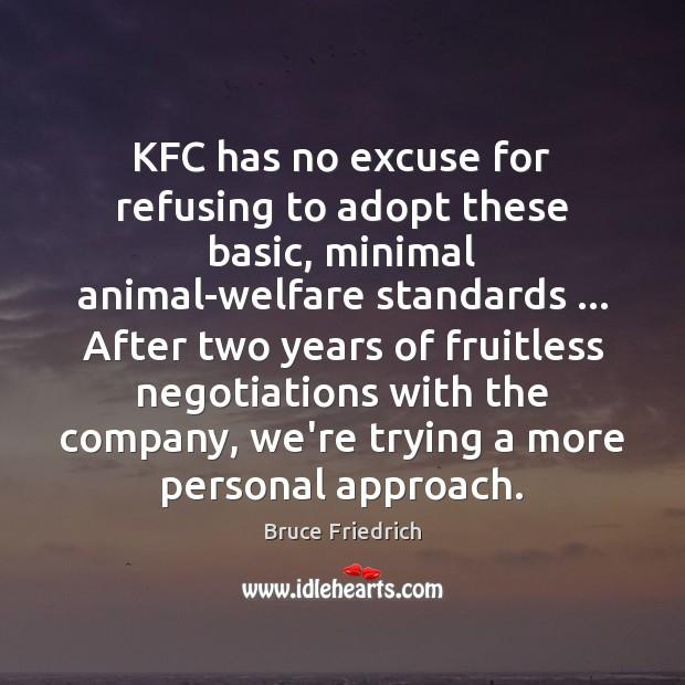 Image, KFC has no excuse for refusing to adopt these basic, minimal animal-welfare