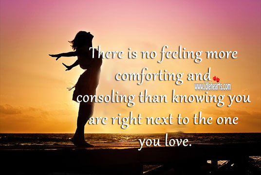 Image, There is no feeling more comforting than knowing you are right