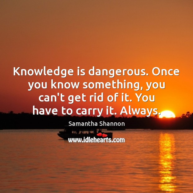 Knowledge Quotes Image
