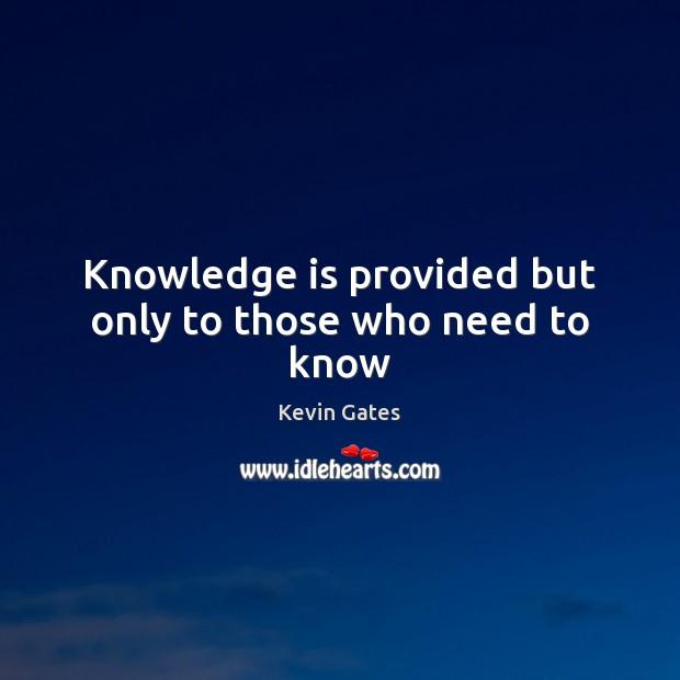 Knowledge Quotes