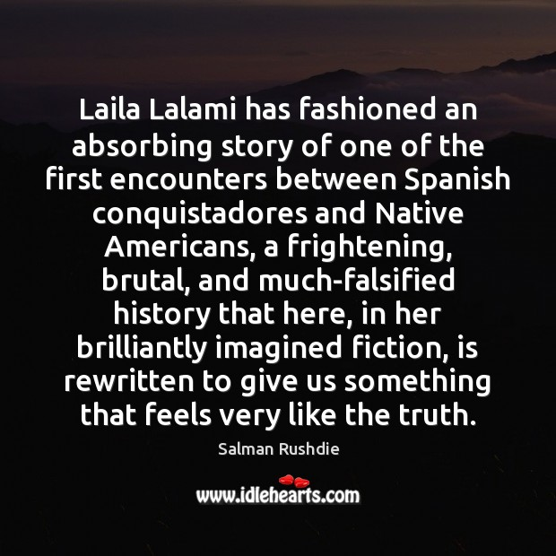 Laila Lalami has fashioned an absorbing story of one of the first Image
