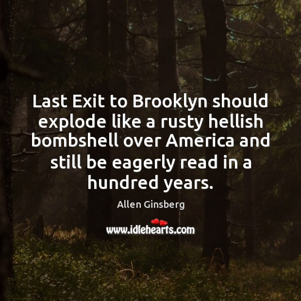 Image, Last Exit to Brooklyn should explode like a rusty hellish bombshell over