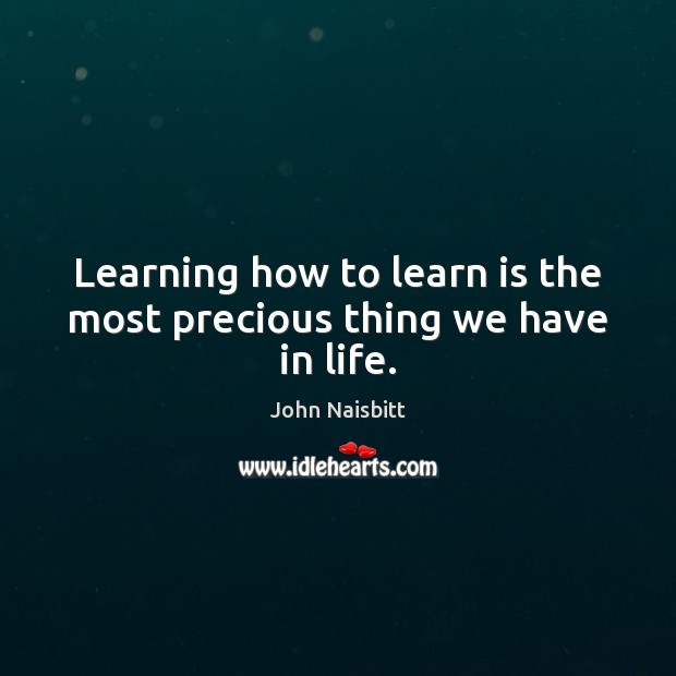 Picture Quote by John Naisbitt