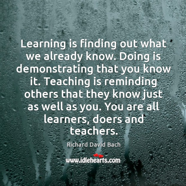 Learning Quotes Image