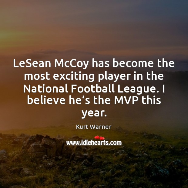 Image, LeSean McCoy has become the most exciting player in the National Football