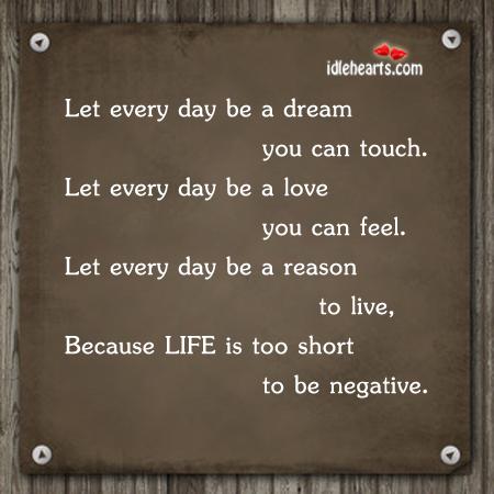 Day, Dream, Fee