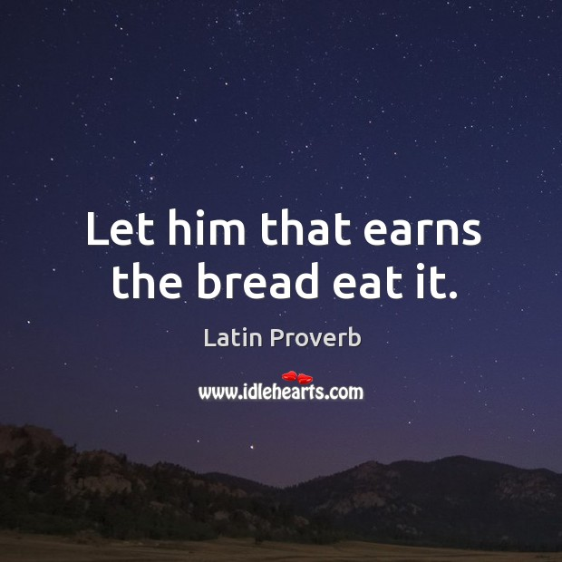 Latin Proverbs