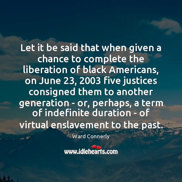 Image, Let it be said that when given a chance to complete the