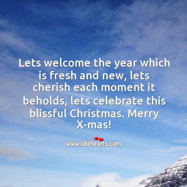 Image, Lets celebrate this blissful Christmas.