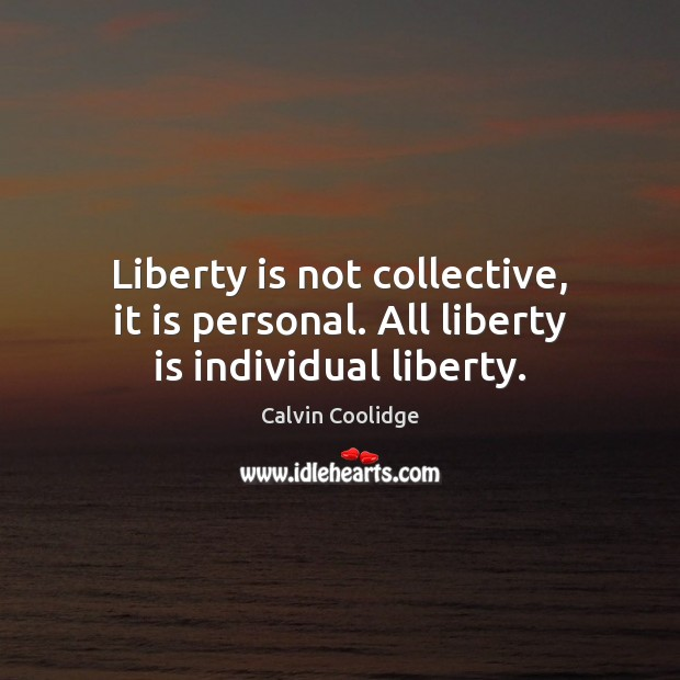 Liberty Quotes