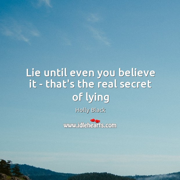 Secret Quotes