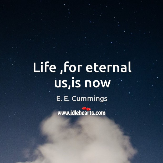 """e e cummings life and work Ee cummings, creative courage, and the importance of protecting the artist's right to challenge the status quo """"war and chaos have plagued the world for."""