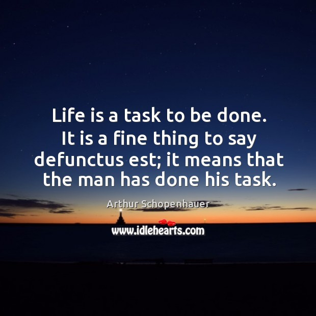 Picture Quote by Arthur Schopenhauer