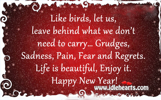 Image, Wish you double dose of health and happiness. Happy new year!