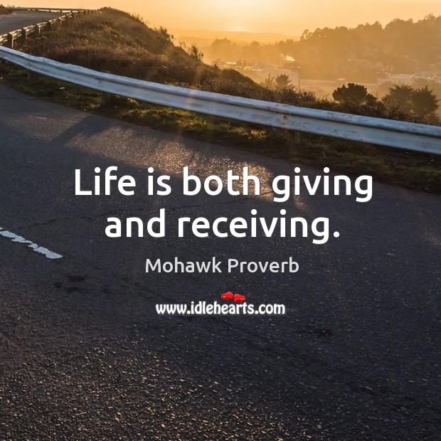 Mohawk Proverbs