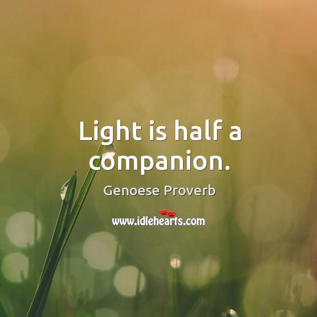 Genoese Proverbs