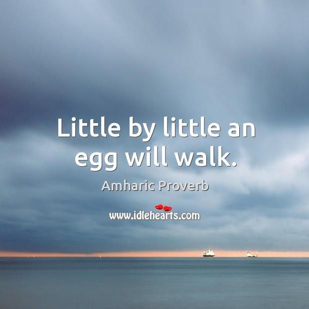 Amharic Proverbs