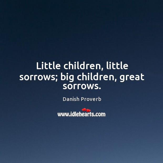 Danish Proverbs