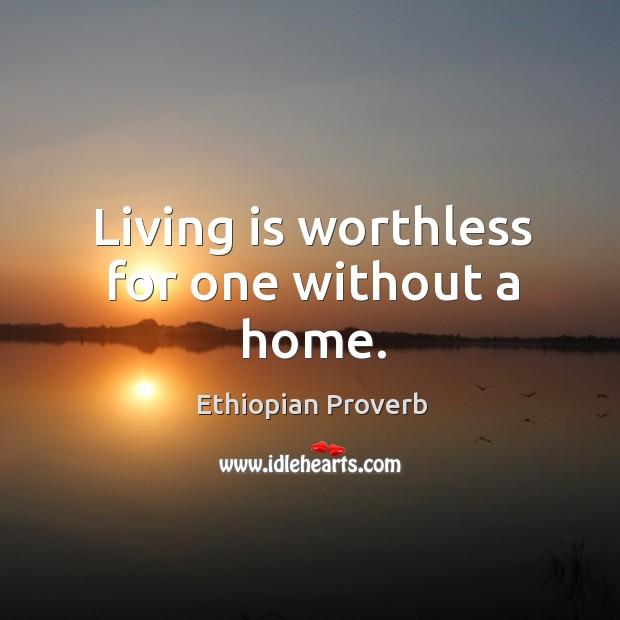 Ethiopian Proverbs