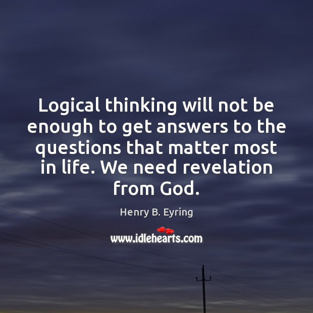 Image, Logical thinking will not be enough to get answers to the questions